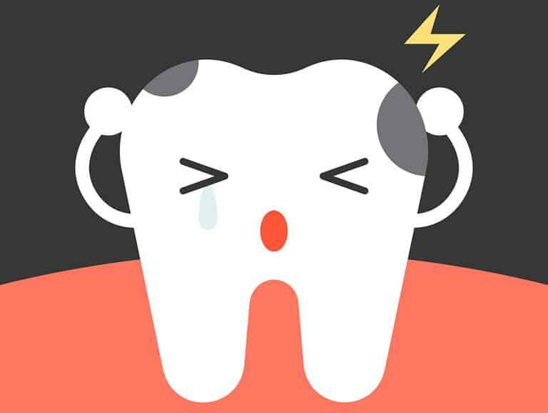 Tại sao răng nhạy cảm lại dễ bị đau?